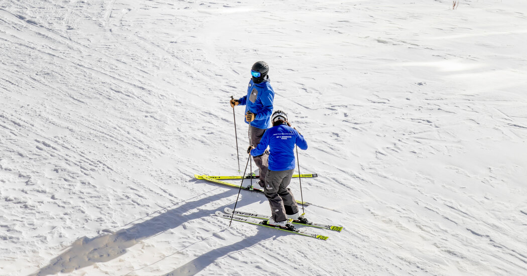 'Stay Alive and Survive': Ski Resorts Brace for a Pandemic Season