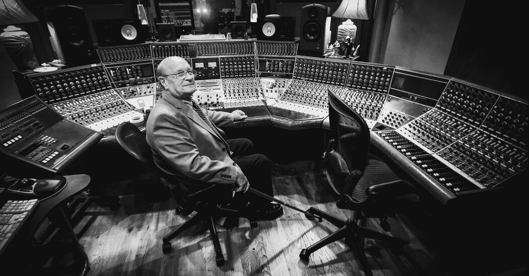 Rupert Neve, the Father of Modern Studio Recording, Dies at 94
