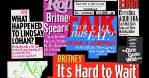 Speaking of Britney … What About All Those Other Women?