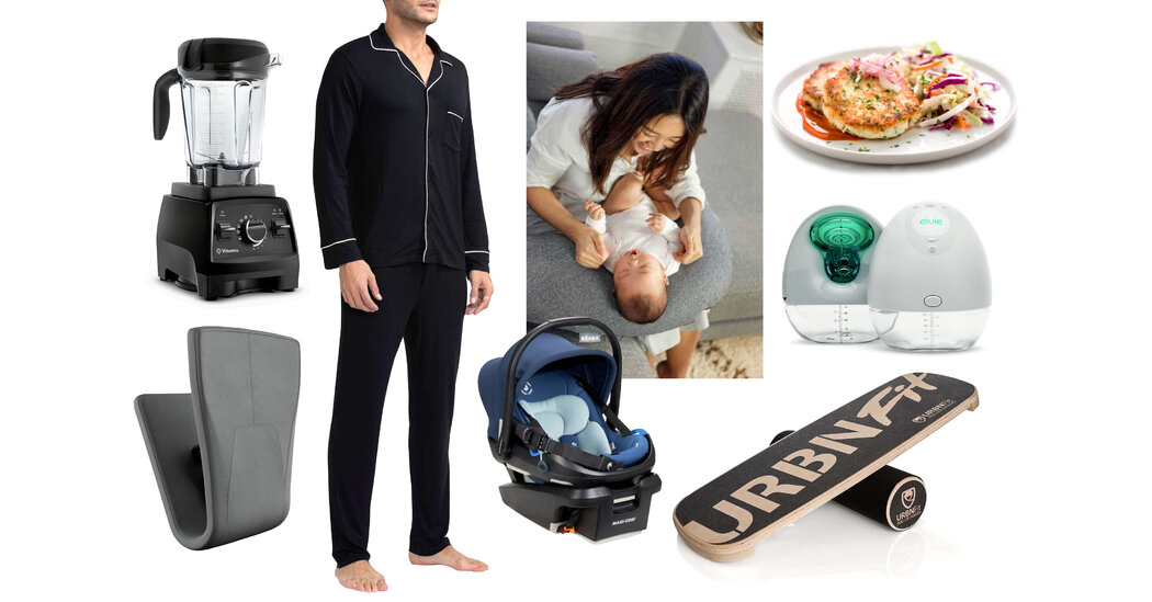 8 Wedding Gifts for Newlyweds Who Are Also New Parents