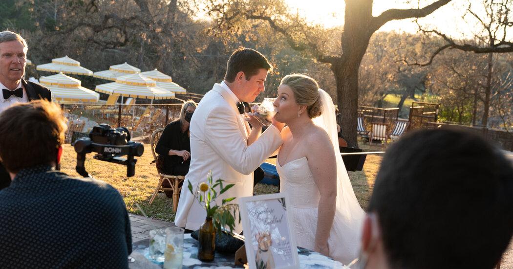 Weddings: Two Pranksters Fall in Love