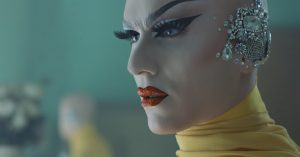 Drag Star Sasha Velour Lip-Syncs for Her Operatic Life