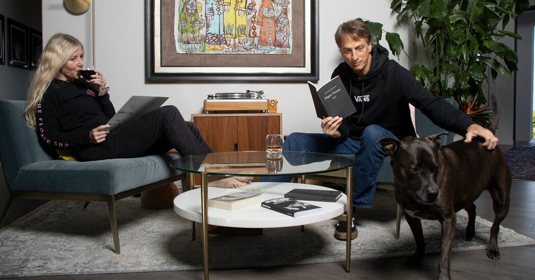 Tony Hawk and Family Hit the Open Road During Quarantine