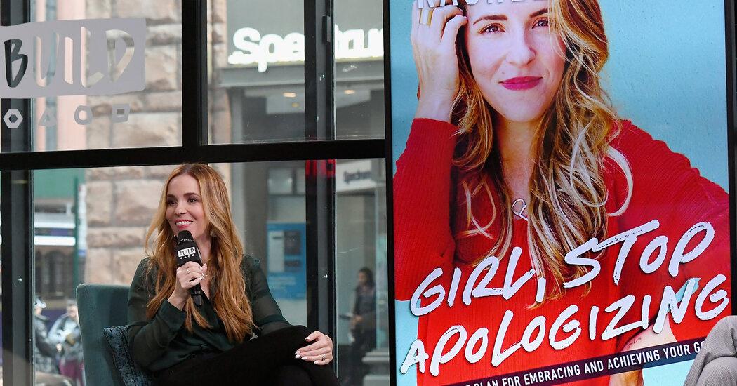 Rachel Hollis, Lifestyle Author, Faces Backlash