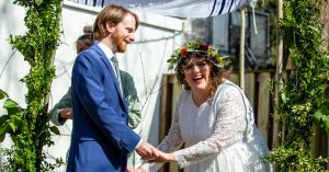 After a Few Years, a Change of Heart Leads to a Wedding