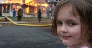 'Disaster Girl' Meme NFT Sells for $500,000