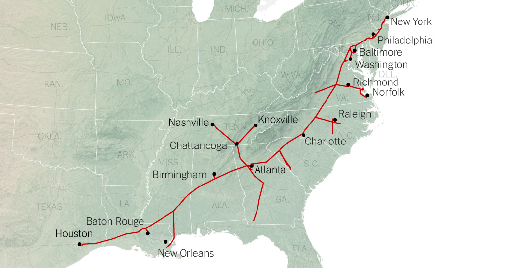 Colonial Pipeline Resumes Operation: Latest News on the Shutdown