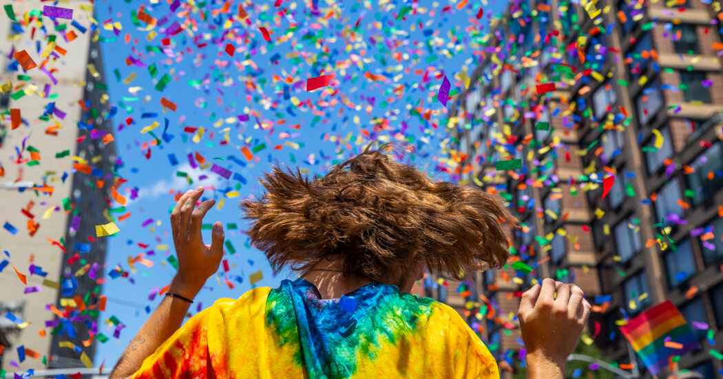 Pride Is Coming Back to New York. Check Out These Events.