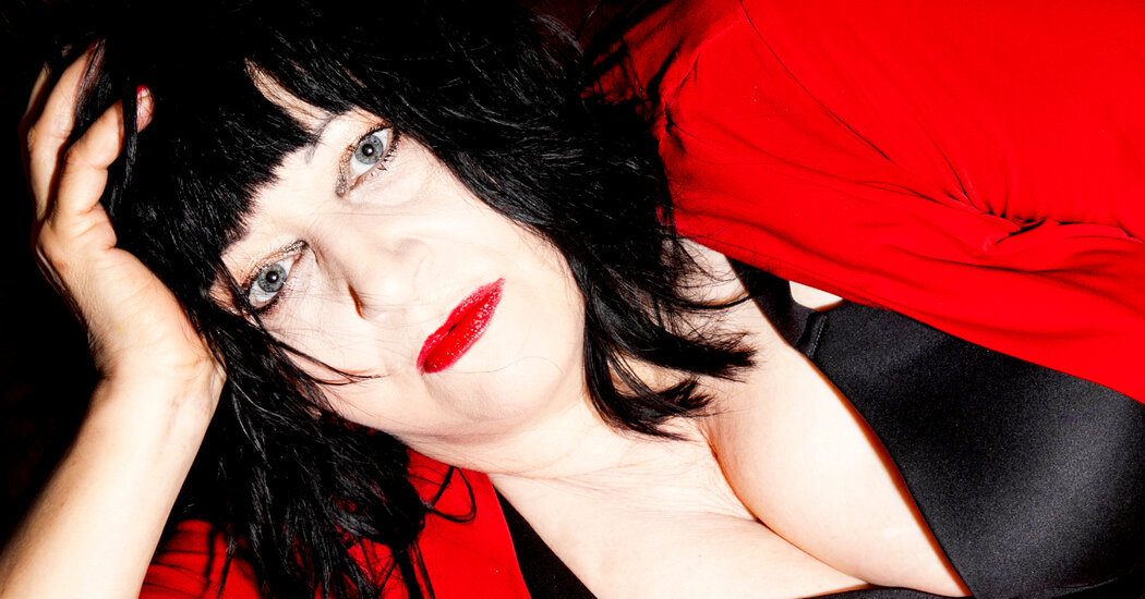 Lydia Lunch's Infinite Rebellion - The New York Times