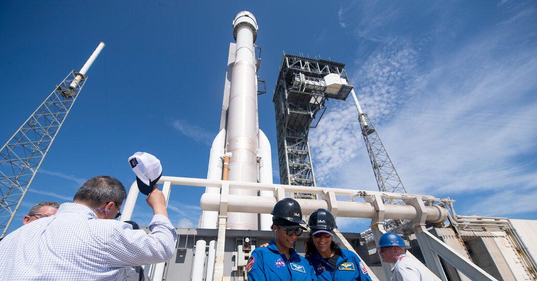 NASA and Boeing Postpone Launch of Starliner Spacecraft