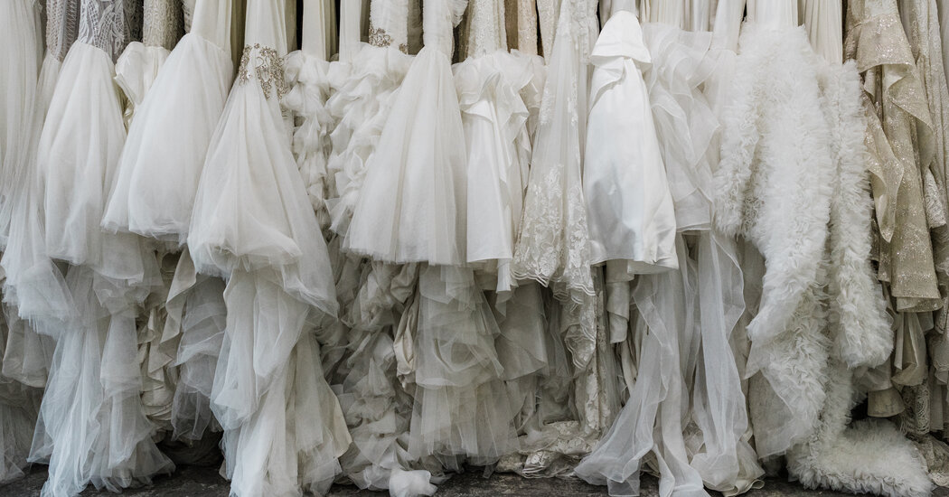 You Want That Wedding Dress When?