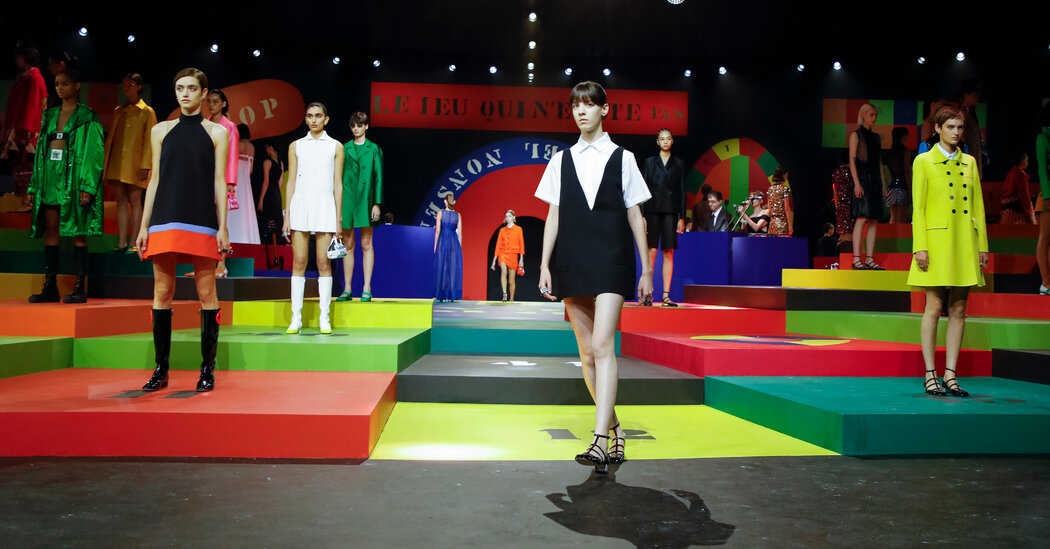 Dior and Saint Laurent Play Power Games in Paris