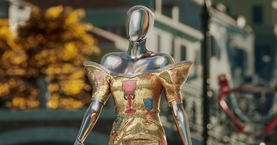 Dolce & Gabbana Sets $6 Million Record for Fashion NFTs